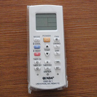 Wholesale 1000 in Universal A C Remote Controller Air Con Remotes