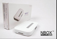 Wholesale Hot NBox RMVB AVI MPEG TV Player HD Media Player USB SD TV Player