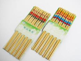 Latest Printing Bamboo Chopsticks Home Crafts Chopstick 5pair  pack mix Free