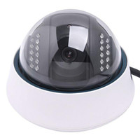 Wholesale Wired IP Cameras Serveillance CCTV Security Camera IR Infrared NightVision Dome Supports iPhone S110