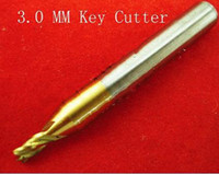 Wholesale 4 Flute Milling Cutter for Key Cutting Machine mm Key Cutter Twist High Quality e_shop2008