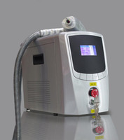 Best Desktop Attendant Laser Tattoo Removal Machine T500 Pigment Removal Freckle Reduce Nevus Removel