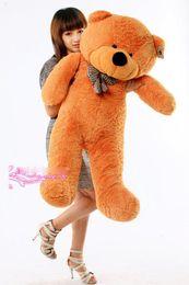Plush toys bear 80cm size toys, teddy bear plush colors to choose,quality good for gitfs free shipping