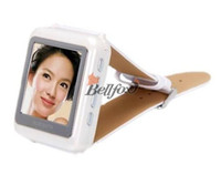 Wholesale AK08 Tri Band Bluetooth MP3 MP4 Multi language wrist cell Handwriting input Touch screen Watch phone