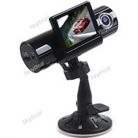 Wholesale 2 quot P HD Vehicle Driving Recorder Traffic Recorder DVR Digital Video Recorder with TF Slot