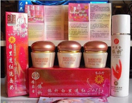 Wholesale YiQi Beauty Whitening Effective In Days facial cleanser amp
