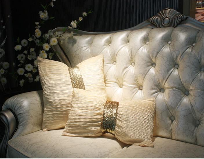 178 Europe Luxurious Cream Ruffer Sequin Belt Pillow  : 178 europe luxurious cream ruffer sequin from www.dhgate.com size 704 x 550 jpeg 57kB