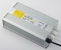 Wholesale DHL IP67 AC V V waterproof W LED Transformer LED driver LED power supply