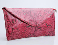 Wholesale Evening Bags Red PU Evening Bags Purses Ladies Evening Purses Bride Wedding Bag Clutch Bag