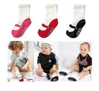 Wholesale Baby socks warmer girls leggings Combi mimi Children s Socks kids boys shoes socks