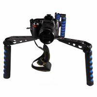 Wholesale 5pcs Brand New DSLR Rig Movie Kit Shoulder Mount for D DSR PD198P AG HMC153MC Nikon D90 DV Camera