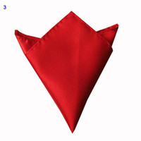 Wholesale trendy mens pocket square silk hankerchief kerchief mocket noserag pocket handkerchief