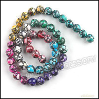 Wholesale Multicolor Turquoise Gemstone Beads Loose Beads mm Strings