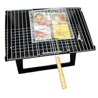 Wholesale Folding portable grill Japanese barbecue pits outdoor barbecue pits stainless steel BBQ Grill