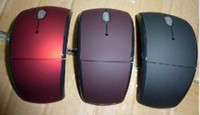 2. 4 GHz Collapsible Wireless Mouse Mice for Laptop PC w Micr...