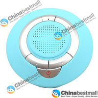 Wholesale Stylish UFO Design USB Rechargeable Mini Speaker Micro TF Card Slot Mini Speakers Protable Speakers
