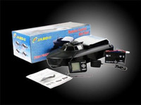Wholesale JABO BS Remote Control Bait rc boat With Fish Finder Upgrade JABO B Jabo bs b RTR RC boat