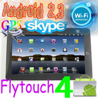 10-10.9'' superpad 10.2 tablet pc - 10 quot Flytouch Android tablet pc GPS WIFI Camera flash Infortm X220 Multi task skype superpad