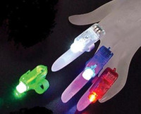 Wholesale 100pcs Party Light LED Finger Laser Light