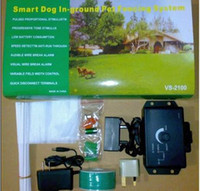 Wholesale new brand New Pet Fencing System Smart Dog In ground Pet Fencing System wireless pet fence