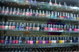 Wholesale NEW NAIL POLISH NAIL LACQUER MANY Different COLORS ML drop shipping fre