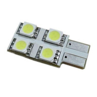 Wholesale 500PCS T10 W5W SMD White LED Car Side Wedge Light Lamp Bulb