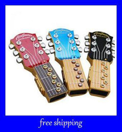 Wholesale guitar Air guitar Electric toys Music instrument guitar Brand New electronic guitar