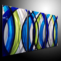 Wholesale metal painting wall Metal Modern Abstract Art Oil Painting art Sculpture Decor original art