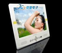 Wholesale 8 quot colorful Portable TFT LCD Monitor Car TV Television PL8006