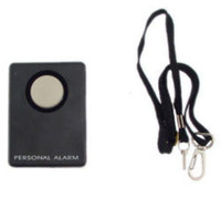Wholesale Personal Alarm Anti lost Self Defence Alarm Portable Security Siren with Black FK3330 e_shop2008