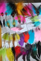 Wholesale 24 Pairs Tibetan Jaderic Indianstyles Feather Earring fashion earrings mix stylescolors