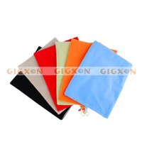 Wholesale Ipad Flannelette Pouch Colors