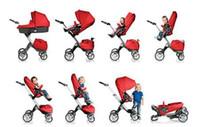 baby pram - New Baby Prams Stokke Baby Carrier Strollers with Baby Cot Baby Prams Promotional Baby Prams