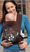 Wholesale Nice package Cotton Baby Carrier baby Sling MEI TAI Baby Carrier