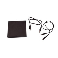Wholesale External CD ROM XUSB CD Drive Laptop CD Drives Black Slim And portable NT501BL