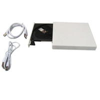 Wholesale 24XCD Rom External Laptop USB CD Drive White NT501WH