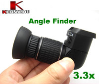 angle viewfinder - Right Angle Finder Viewfinder x For SLR EOS Nikon Olympus Pentax Minolta With Eyecup Adapters
