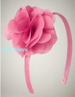 Girl notti 3 peppi - Hot notti peppi fashion band baby hair band flower dress hair accessory B20