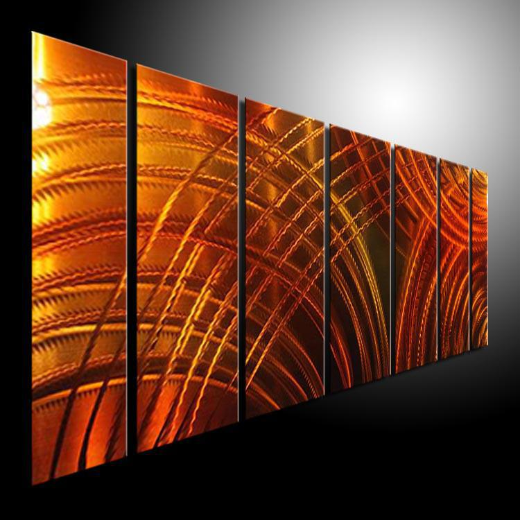 oil painting art metal paintings wall home decor metal modern