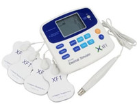 Wholesale hot sell Electronic Healthy Relax Muscle Massager Pulse Burn Acupuncture Stimulator
