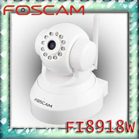 Wholesale USPS For USA Foscam FI8918W Wireless IP Camera WiFi Internet Camera Surveillan Camera Cam Globalink