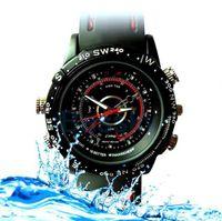 Wholesale 8GB Waterproof Spy Watch Camera Mini DVR Watch Camera DVR