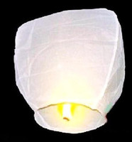 Cheap Holiday fire sky Best Sky Lantern kong ming lantern party sky