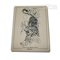Wholesale Best price new style tattoo skin high quality Tattoo Tiger Practice Skin For Tattoo Artist