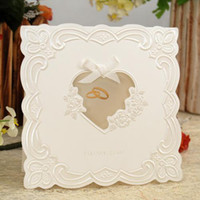 Wholesale royal wedding cards W003A Angelss