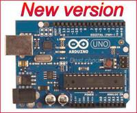 Wholesale Arduino UNO ATMEGA328P ATMEGA8U2 USB Cable new with free usb cable