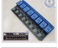 Wholesale new V Channel Relay Shield for Arduino PIC ARM AVR DSP