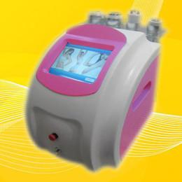 Wholesale 50W Cavitation Slimming Tripolar RF Machine C8