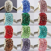 Wholesale Hot sale Glitter Colorful Crystal Beads Best for Christmas embellish seed silver
