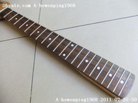 Wholesale Guitar necks made of maple with tuning keys ST guitar neck